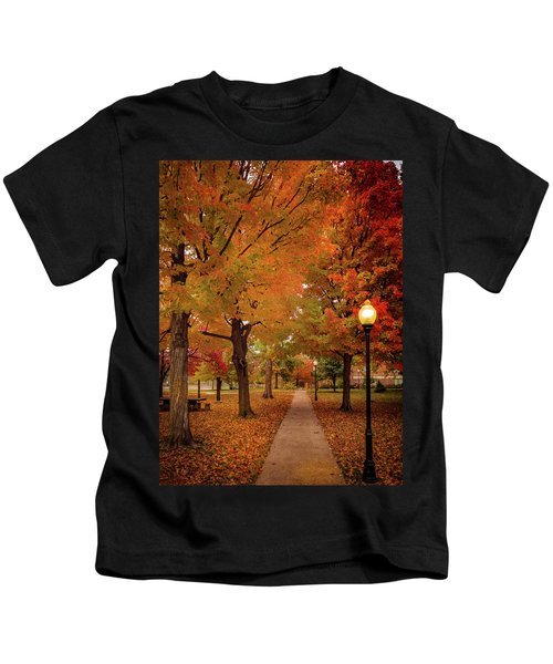 Drury Autumn Kids T-Shirt