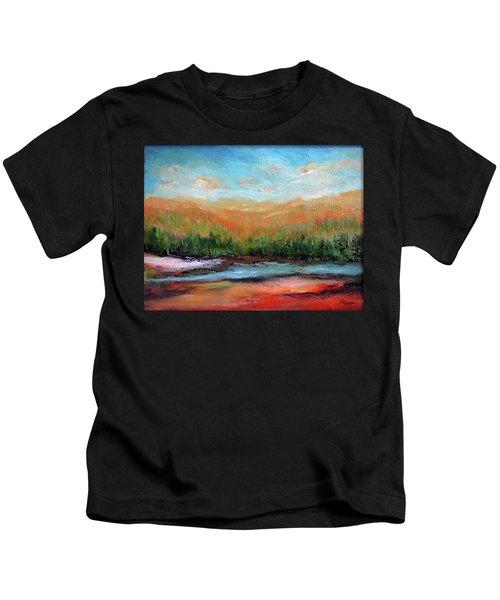 Edged Habitat Kids T-Shirt
