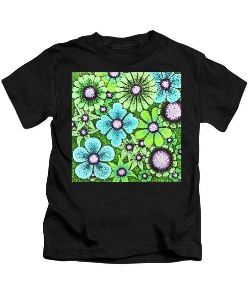 Efflorescent 9 Kids T-Shirt