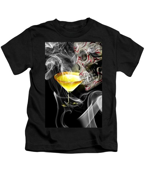 Elderly Immortality Kids T-Shirt