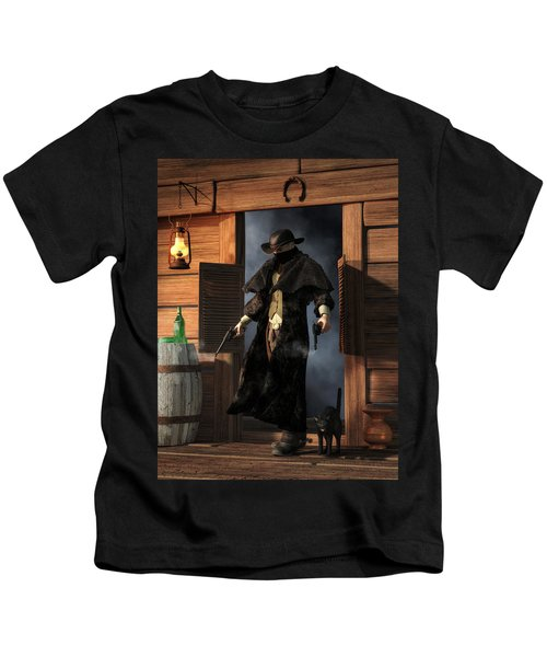 Enter The Outlaw Kids T-Shirt