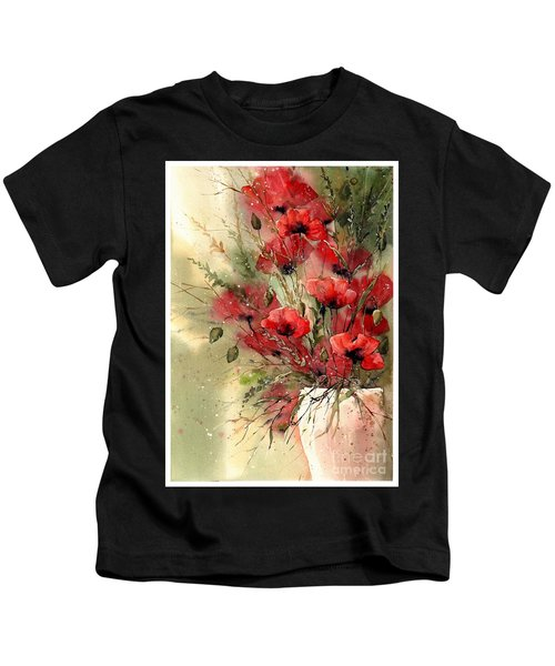 Everything About Poppies I Kids T-Shirt