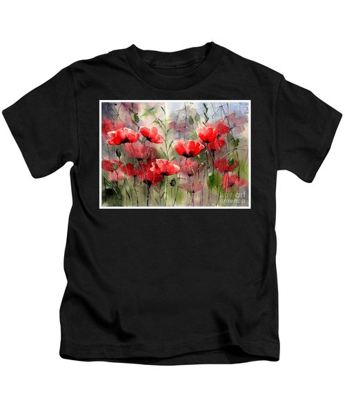 Everything About Poppies Kids T-Shirt