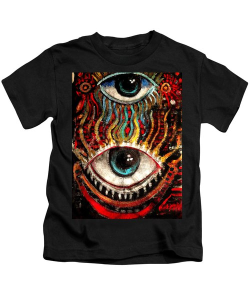 Eyes On You Kids T-Shirt