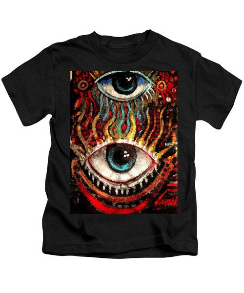 Eyes On You Kids T-Shirt