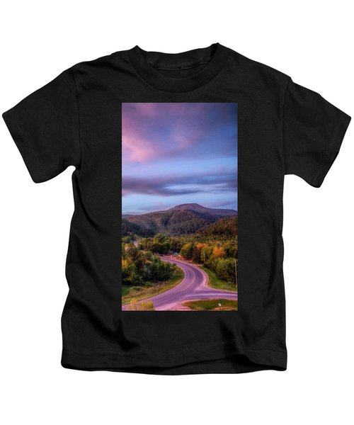 Fairytale Triptych 3 Kids T-Shirt