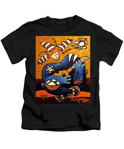 Fajardo Dreaming Kids T-Shirt