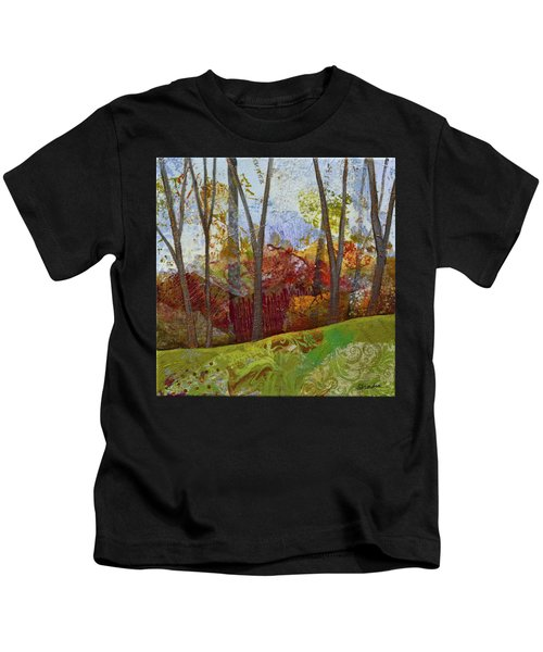 Fall Colors II Kids T-Shirt