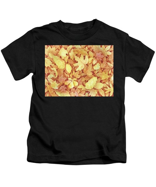 Fallen Leaves Kids T-Shirt