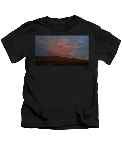 First Light Over Texas 3 Kids T-Shirt