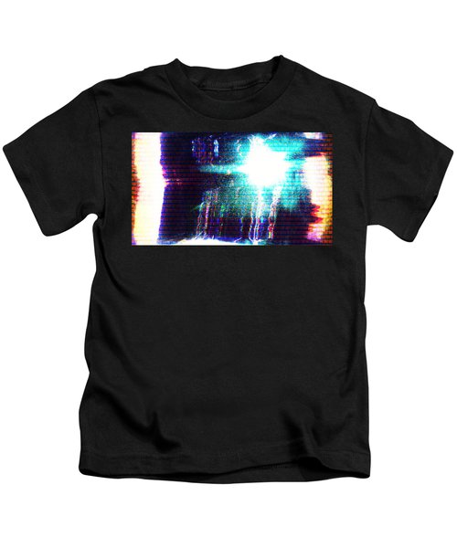 Flashlight Kids T-Shirt