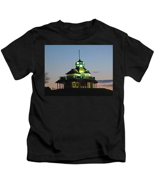 Fleetwood. The Mount Pavillion. Kids T-Shirt