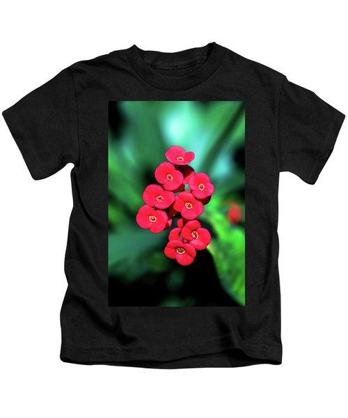 Flower Parade Kids T-Shirt