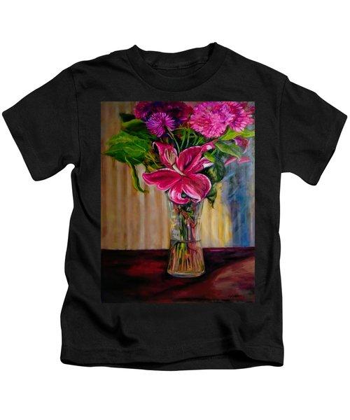 Fragrance Filled The Room Kids T-Shirt