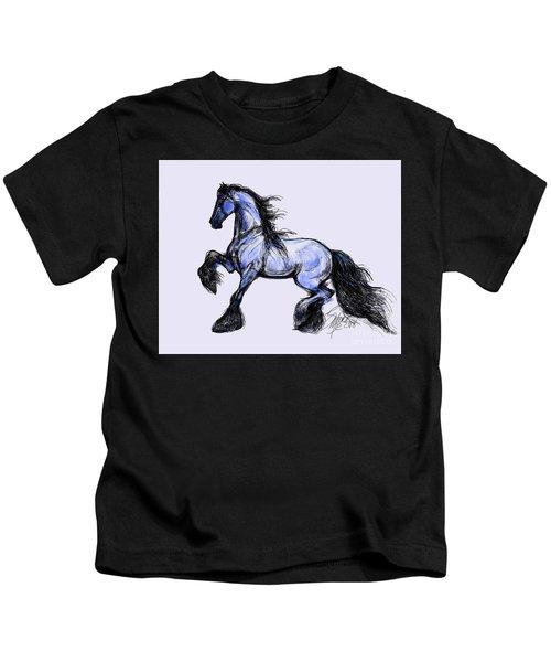 Friesian Mare Kids T-Shirt