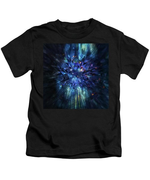 Galactic Crystal Kids T-Shirt