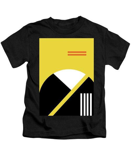 Geometric Painting 5 Kids T-Shirt