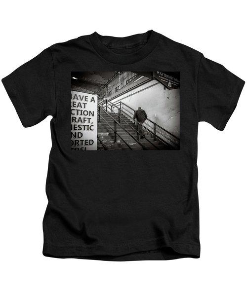 Going Up Kids T-Shirt