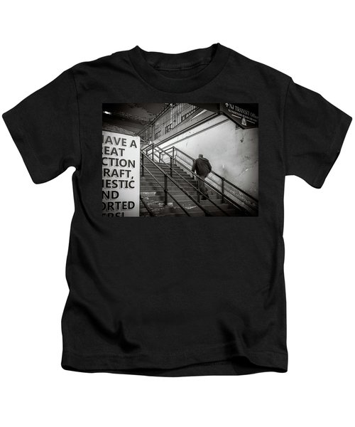Going Up Kids T-Shirt