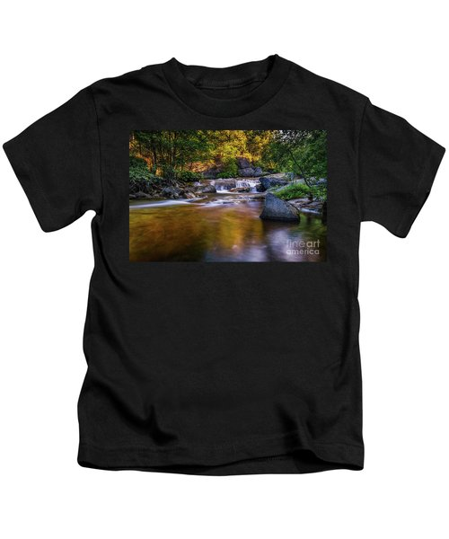 Golden Calm Kids T-Shirt