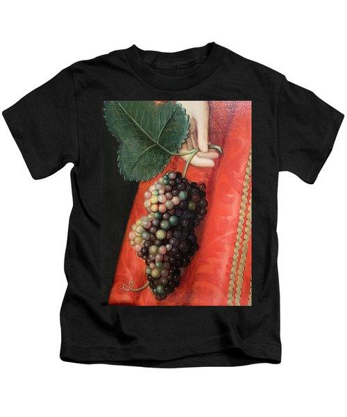 Good Luck Grapes Kids T-Shirt