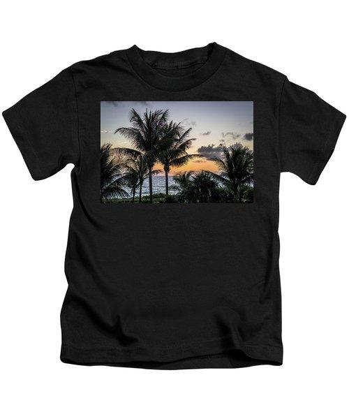 Good Morning, Sun Kids T-Shirt
