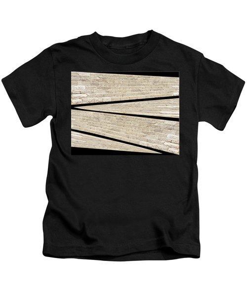 Greek Layers Kids T-Shirt