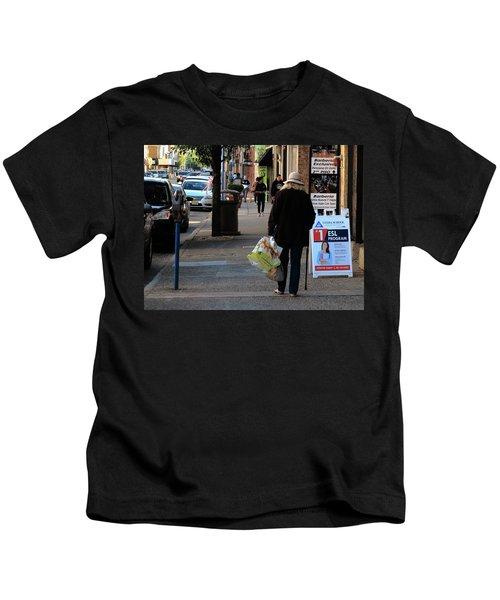 Hackensack, Nj - Main Street Stroll 2018 Kids T-Shirt