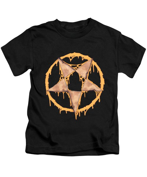 Hail Grilled Cheese Kids T-Shirt
