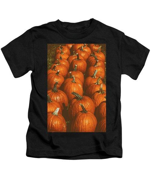 Halloween Harvest - 2 Kids T-Shirt
