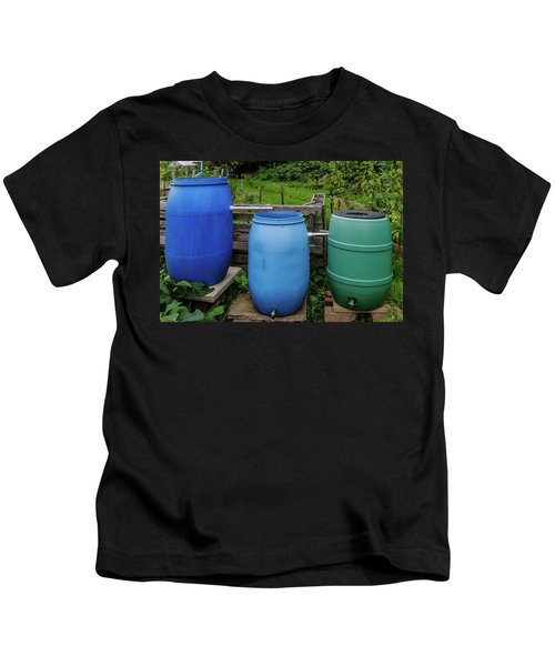 Hand Over The Cash. Kids T-Shirt