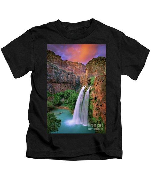 Havasu Falls Kids T-Shirt