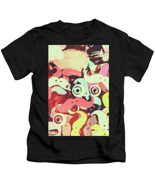 Hipster Trickster Kids T-Shirt