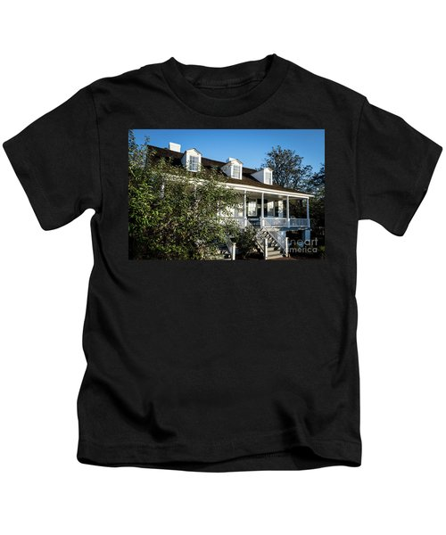 Historic Meadow Garden Augusta Ga Kids T-Shirt