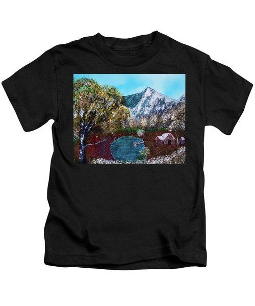Home Time Kids T-Shirt