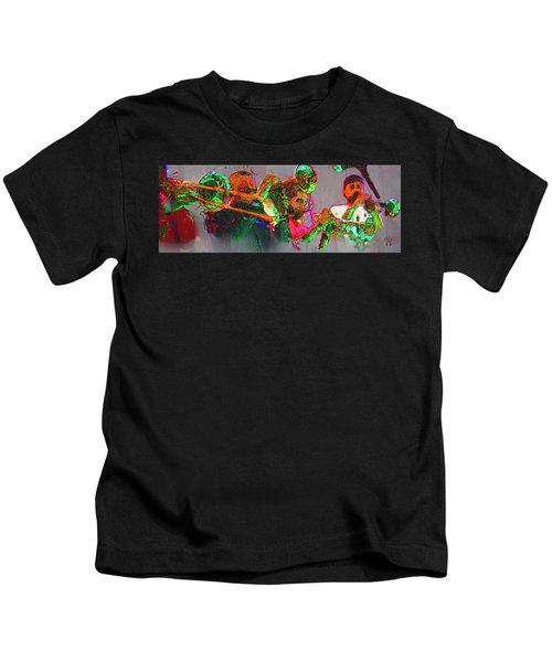 Horn Section Kids T-Shirt
