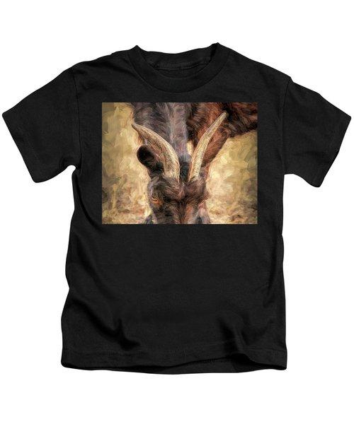 Horns Authority Kids T-Shirt