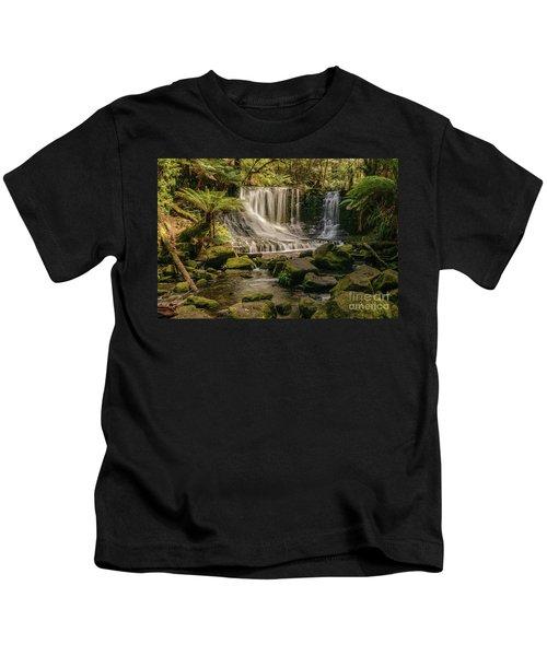 Horseshoe Falls 01 Kids T-Shirt