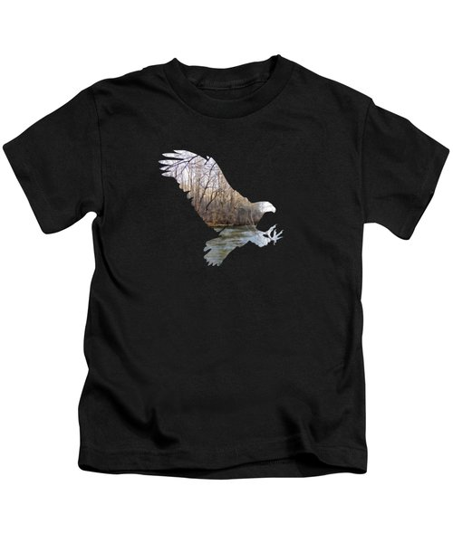 Hunting Eagle Kids T-Shirt