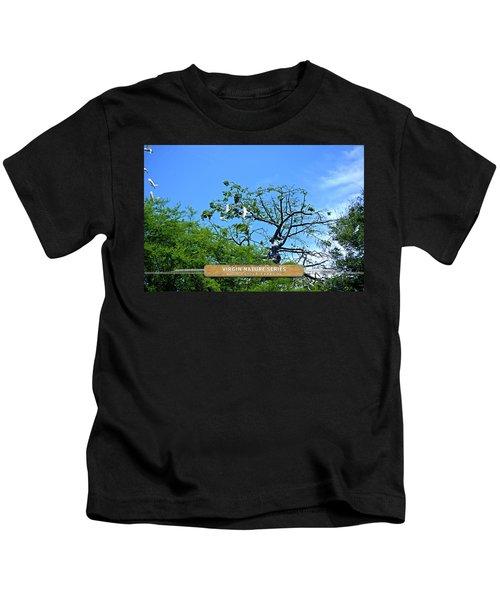 Ibis Risen - Virgin Nature Series Kids T-Shirt