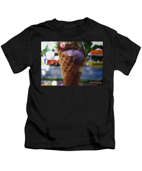 Icecream Dreams Kids T-Shirt