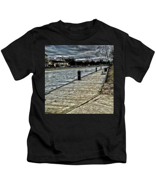 Iced Canal Kids T-Shirt