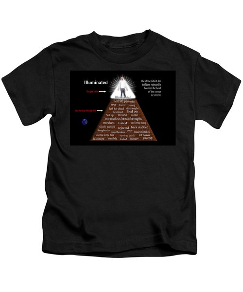 Illuminated Kids T-Shirt