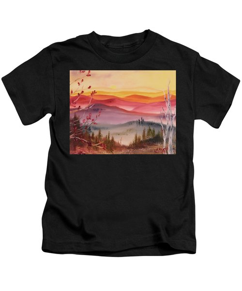 Impermanence Kids T-Shirt