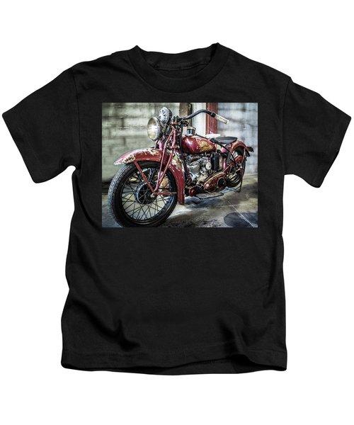Indian Motorcycle Kids T-Shirt