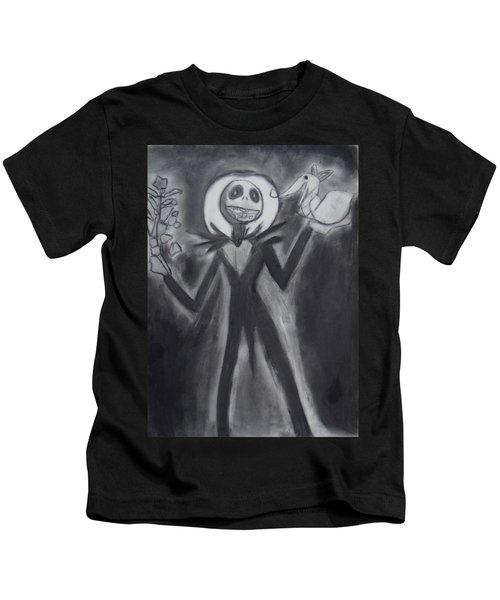 Jack Skellington Kids T-Shirt