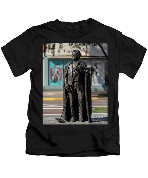 James Brown Statue - Augusta Ga 2 Kids T-Shirt