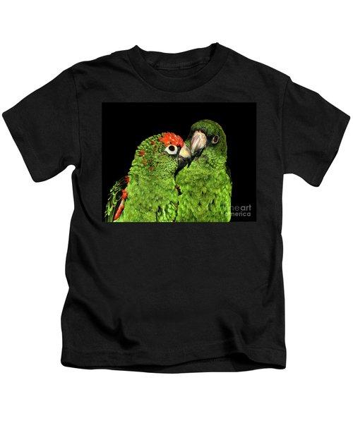 Jardine's Parrots Kids T-Shirt