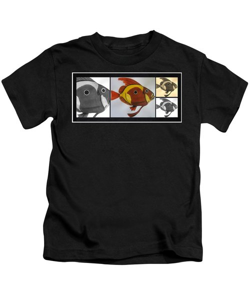 John Dory - Multi Kids T-Shirt