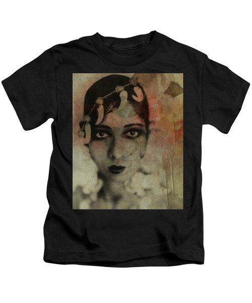 Josephine Baker - Vintage  Kids T-Shirt